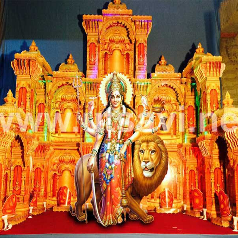 NAVRATRI DECORATION SET 2