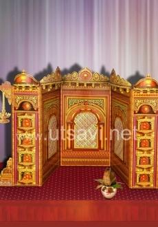 Jaipur Palace 3 Jali Set