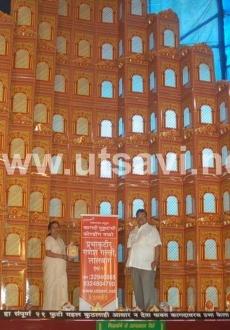 Jaipur Palace 21 feet