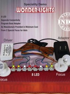 LED Box Utsavi Light