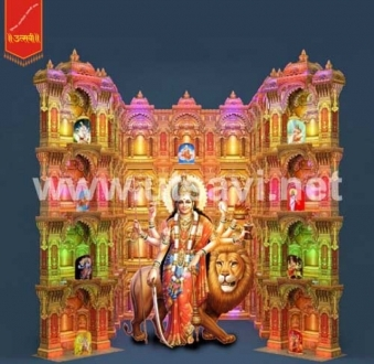 NAVRATRI DECORATION SET 3