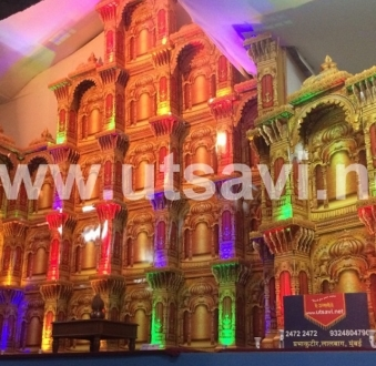 Siddhivinayak Palace Set 29 Gabhare