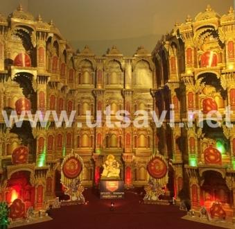 Siddhivinayak Palace Set 36 Gabhare