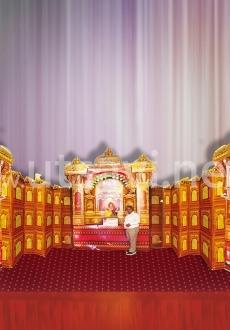 Siddhivinayak Jaipur Palace 60 Jali Set