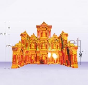 Siddhivinayak Palace Set 13 Gabhare